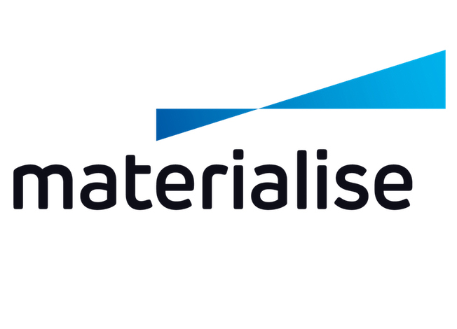 MATERIALISE LOGO WEBSITE