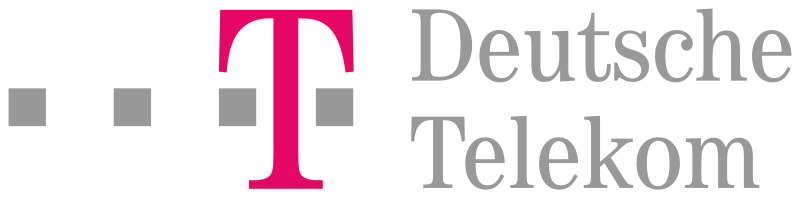 DEUTSCHE TELEKOM LOGO WEBSITE