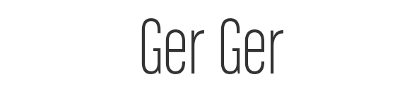 GER GER LOGO WEBSITE