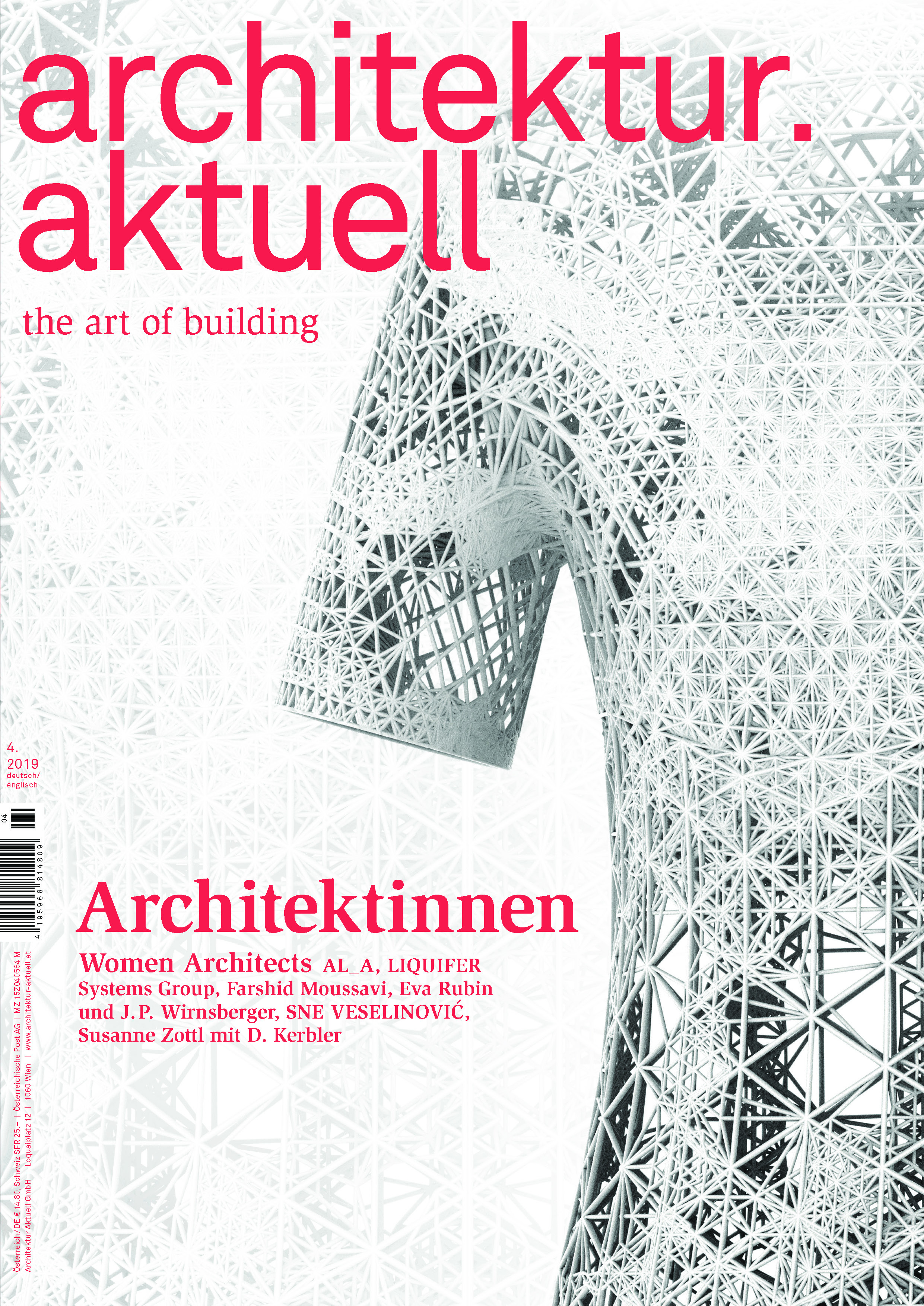 Cover Architektur Aktuell >>