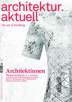 Cover Architektur Aktuell >>
