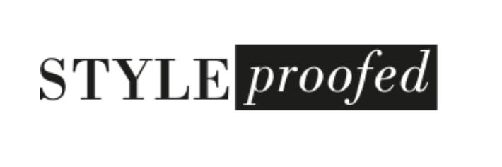 STYLE PROOFED LOGO WEBSITE