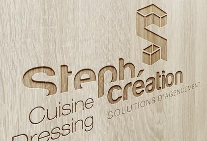 Identité visuelle Steph'Creation