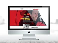 Site internet Enersteel sailing team