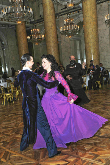 Russian Ball in Hofburg 2