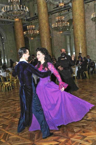 Russian Ball in Hofburg 2