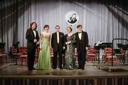T. Pechnikova... concerts...