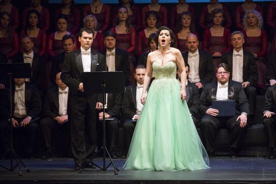 """T. Pechnikova.. """"Viva Verdi !"""""""