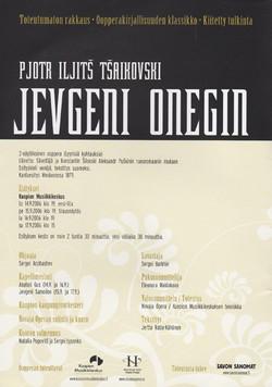 2. Jevgeni Onegin