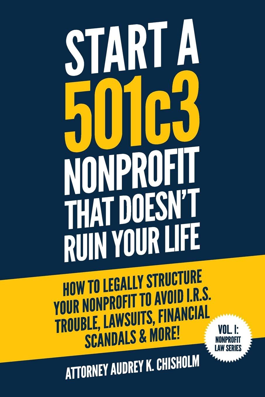 Start a 501c3 Nonprofit