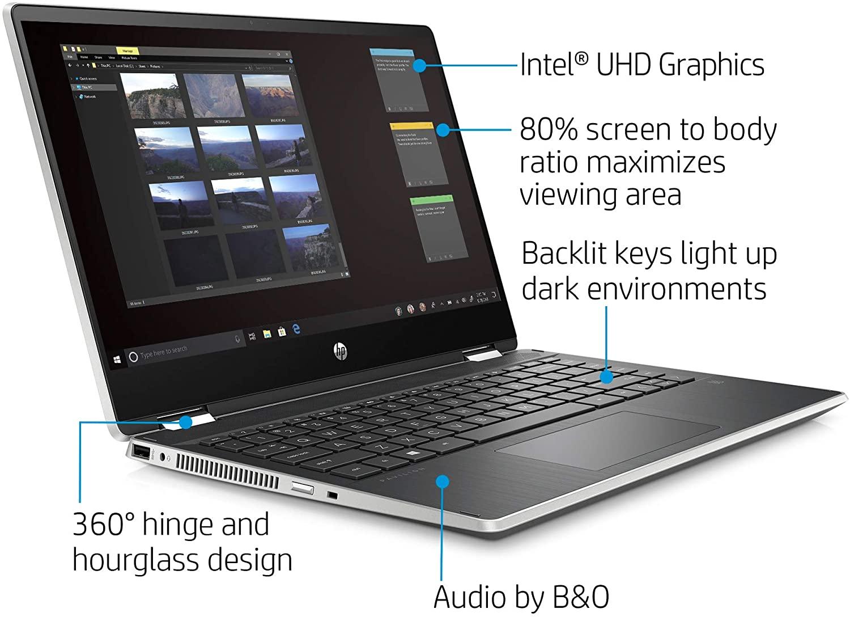 HP Pavilion x360 Covertible Laptop