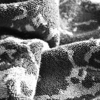 Towel Marble grey