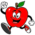 running apple.png