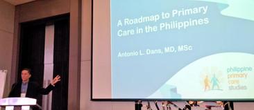 Dr. Antonio Miguel Dans shares the Prima