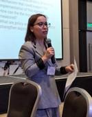 Dr Kathy Reyes
