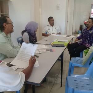 Meeting Community Leaders in Balik Pulau