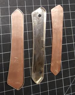 copper & bezel