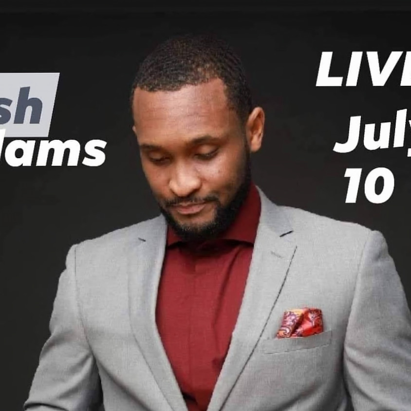 Private Stand-up Comedy with Josh Adams  (8PM)