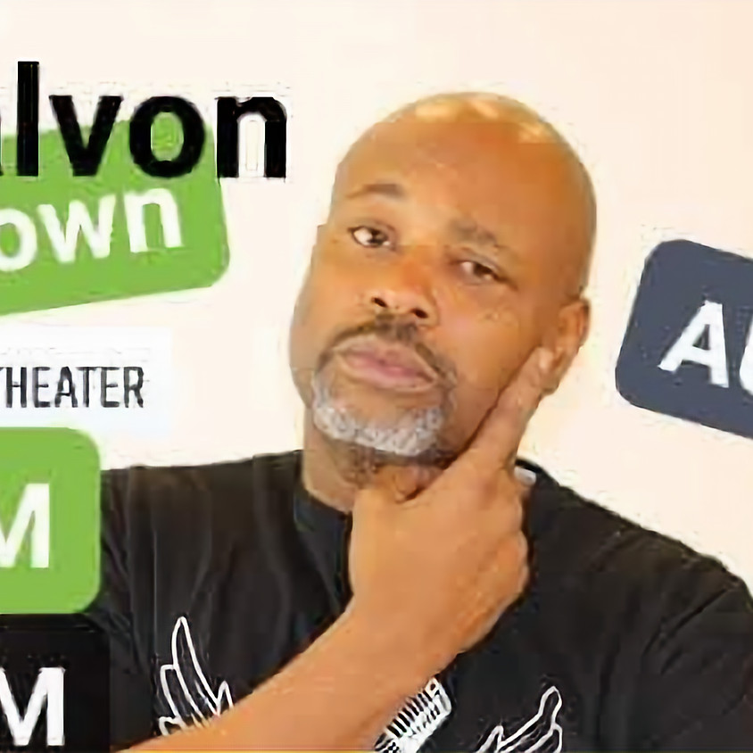 Private Stand-Up Comedy W/CALVON BROWN 8PM