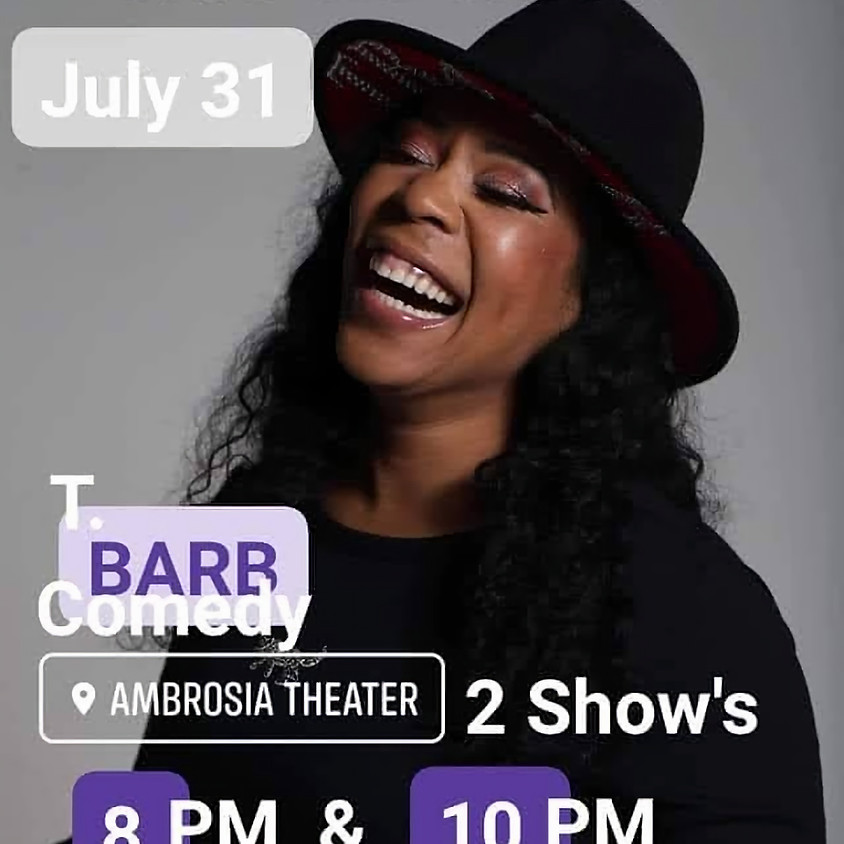 Private Stand-Up Comedy W/T. BARB 10PM