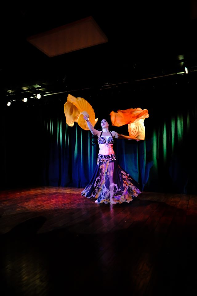 Belly Dance, No Stage Setup