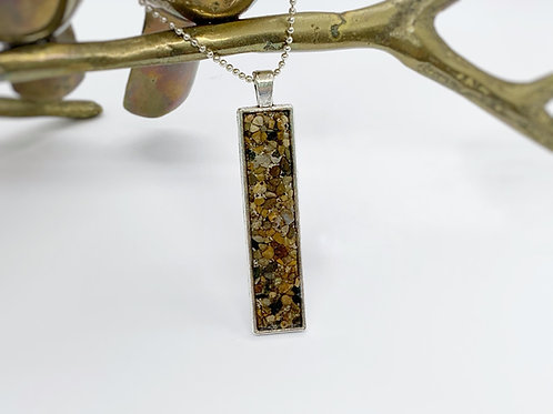 Great Lakes Sand Necklace
