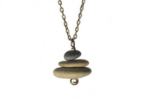 Cairn necklace