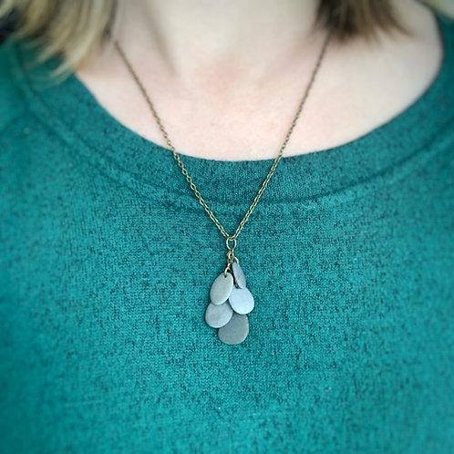 5-Stone Layered Necklace