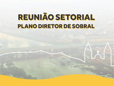 Reunião Setorial -PDS