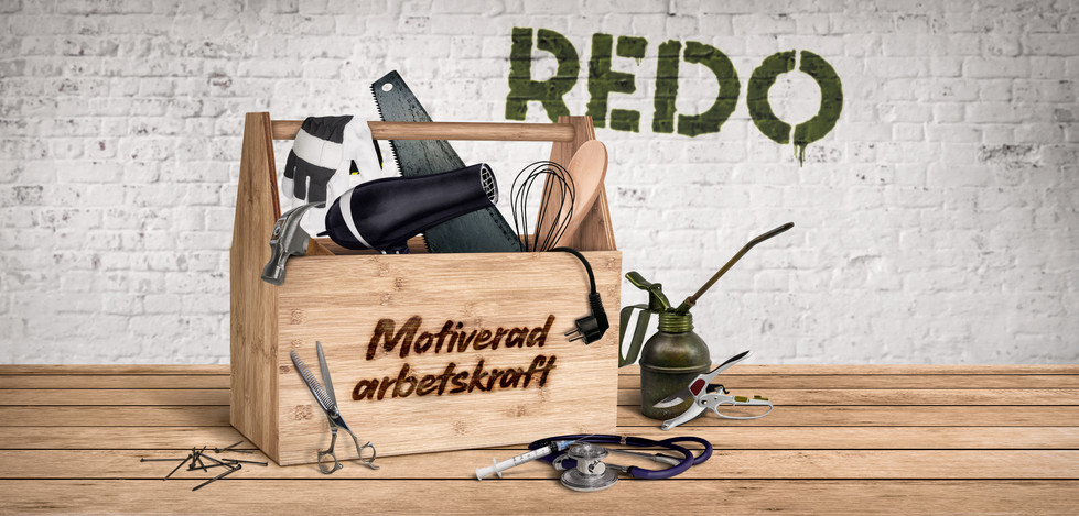 ARTBETSKRAFTSFÖRMEDLINGEN - REDO  On behalf of Mirage Imaging