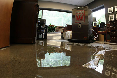 water damage tampa fl
