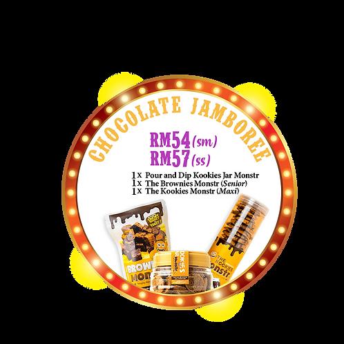 Chocolate Jamboree Monstrvaganza Box