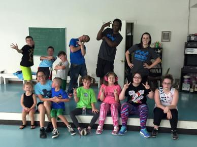REACH Dance Camp