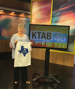 Executive Director, Sara Collins at KTAB4u