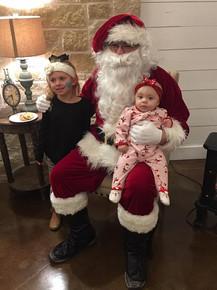 Santa at Sensory Santa