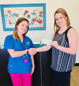 Donation to West Texas Autism Center for the Lunch Buddy Program