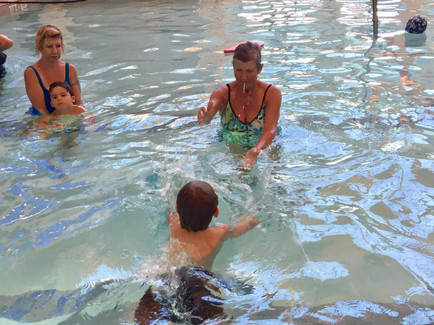 REACH Swimming Lessons