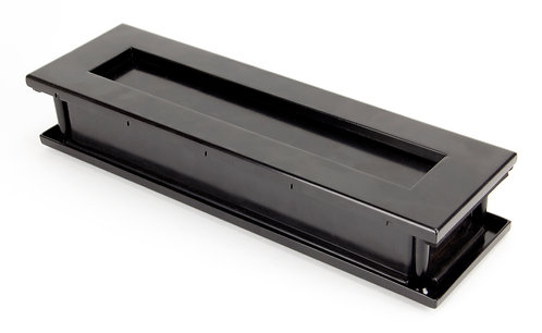 From The Anvil - Black Traditional Letterbox