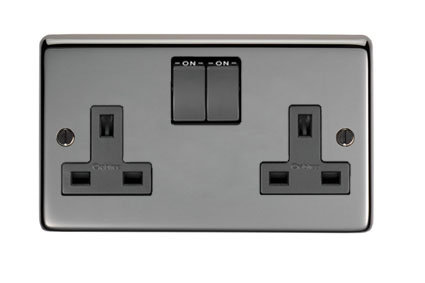 From The Anvil - BN Double 13 Amp Switched Socket