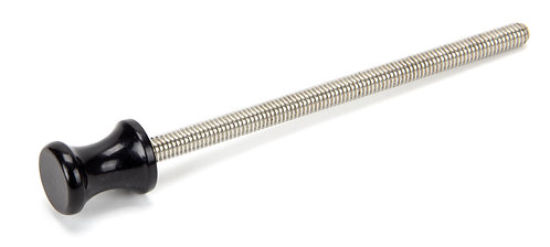 From The Anvil - Black ended SS M6 110mm Threaded Bar