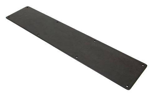 From The Anvil - Beeswax 700mm x 150mm Kick Plate
