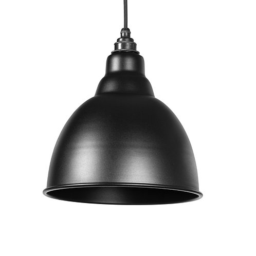 From The Anvil - Black Full Colour Brindley Pendant