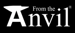Anvil - White On Black