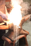 Blacksmith Finishing T Hinge_5.JPG