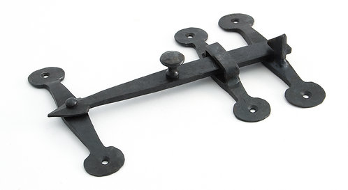 From The Anvil - Beeswax Oxford Privacy Latch Set