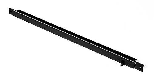 From The Anvil - Black Large Aluminium Trickle Vent 380mm