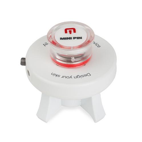 MINI PIN at home Microneedling