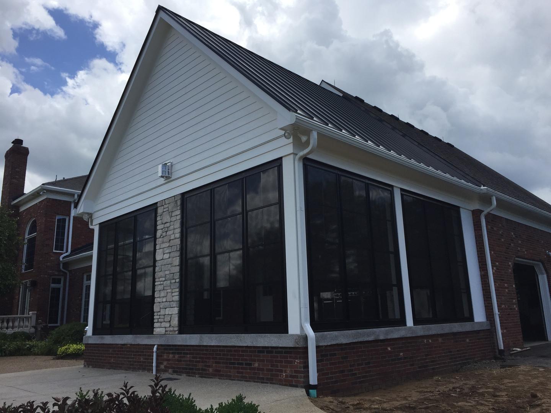 Porch Addition Renovation