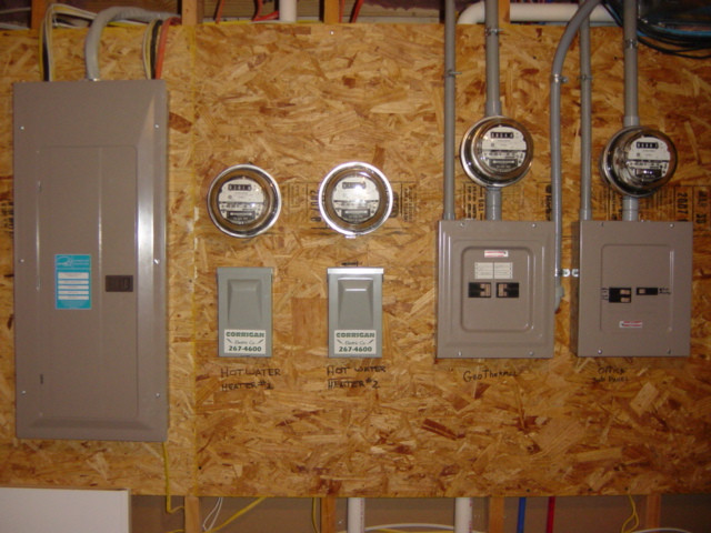Keeping track of your energy usage is easy with this setup.