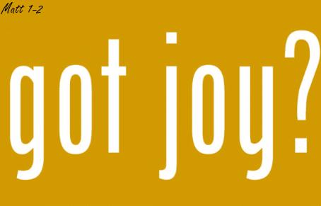 The Sound of Joy